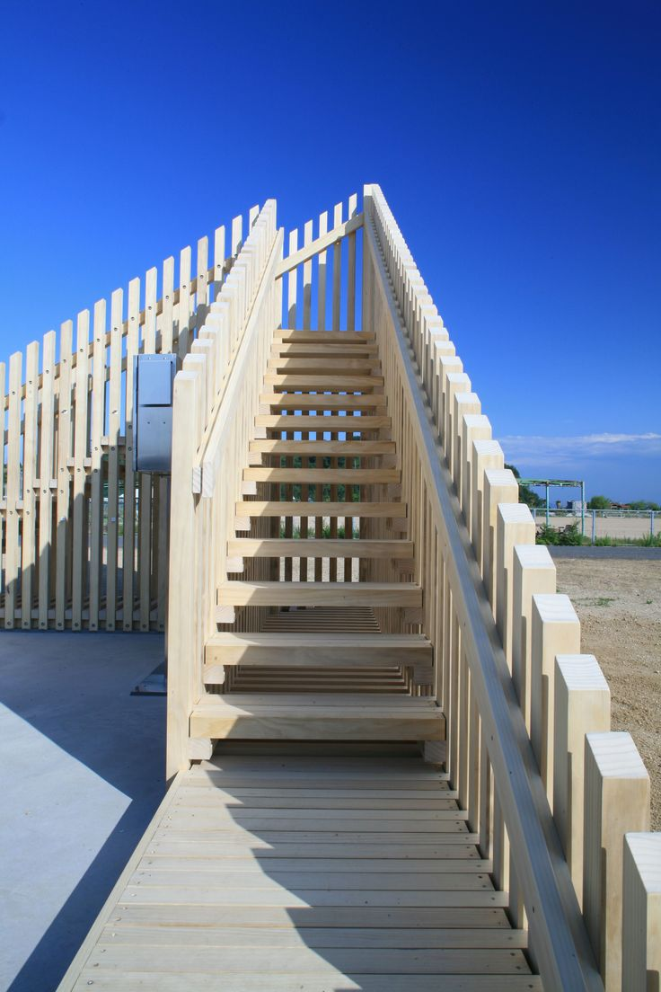 The Mega Solar Belvedere, triangulated Accoya® structure in Japan. #accoya #wood