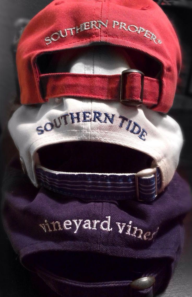 Southern Proper, Southern Tide, Vineyard Vines...
