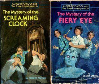 THREE INVESTIGATORS #3 MYSTERY OF THE WHISPERING MUMMY HC HIGH GRADE