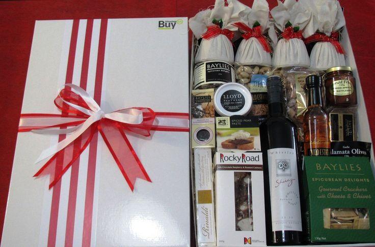 Christmas Gift Baskets Adelaide No. 214  http://giftbasketsadelaide.com.au/gift-baskets-adelaide-no.-214-Corporate-Christmas-Gifts.html