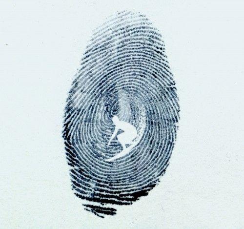 thumbprint art idea