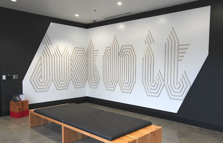 NIKE LOBBY INSTALLATIONS | built by ACME Scenic & Display DESIGN: BIG-GIANT