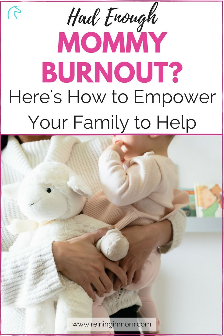 Every mom should read this to stop mommy burnout today! It's amazing how she delegates chores and tasks to her family by sharing them instead of commanding. And they actually help! Game-changer!  via @Reininginmom