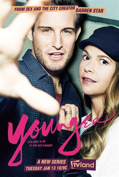 younger tvland series .. just binge watched season 1 .. & it's amazing ..