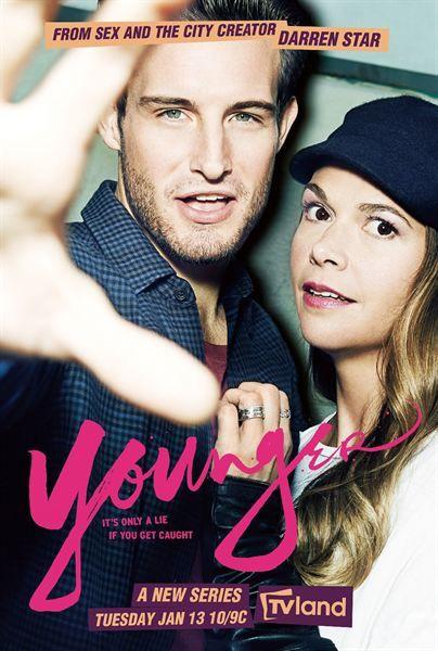 younger tvland series .. just binge watched season 1 .. & it's amazing ..