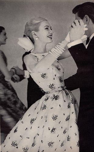 Evening Dress 1955