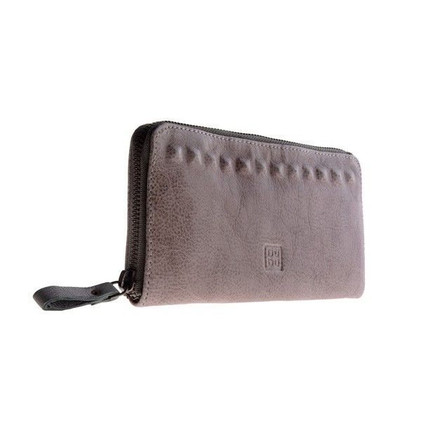 DUDU 580-1085 Timeless Wallet Gray Stone