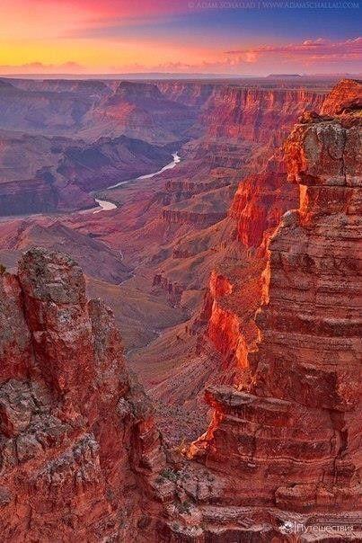 Гранд Каньон, Аризона, США