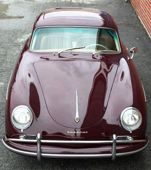 1958 Porsche 356 Maintenance/restoration of old/vintage vehicles: the material for new cogs/casters/gears/pads could be cast polyamide which I (Cast polyamide) can produce. My contact: tatjana.alic@windowslive.com