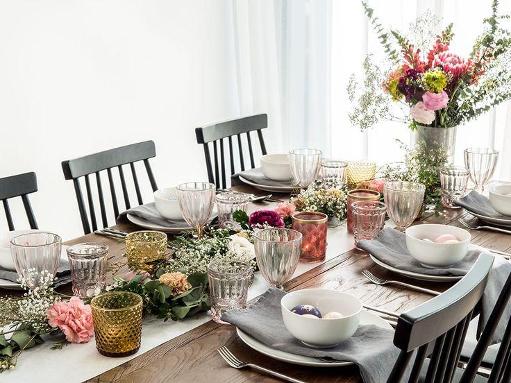 25 beste idee n over romantische tafel op pinterest romantisch dinee instelling - Tafel een kribbe stijl industriel ...