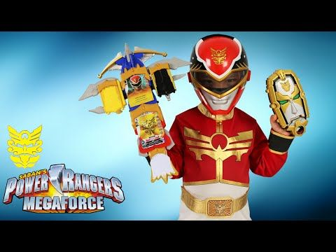 Power Rangers Dino Charge Blue Ranger Morph Fan Video With Ckn Toys - YouTube