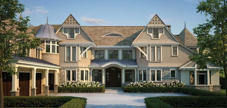 634 best home design images on pinterest house design for New england home builders