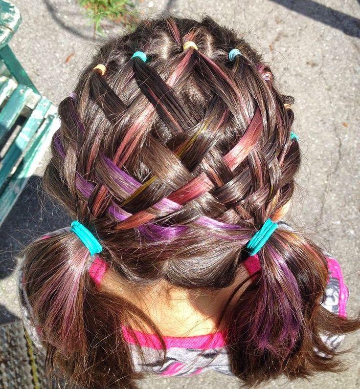 penteados malucos infantil - Pesquisa Google