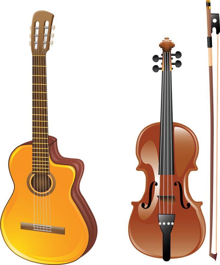 Guitar Violin Bow transparent image
