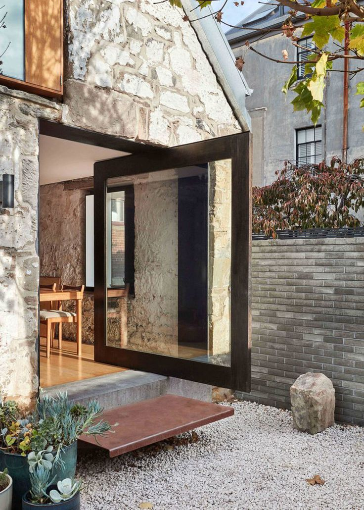 Barn Conversion in Hobart by Liz Walsh and Alex Nielsen -Combining old and new architecture - Adaptive Reuse