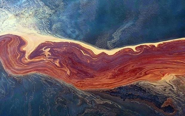BP oil spill: a timeline in pictures