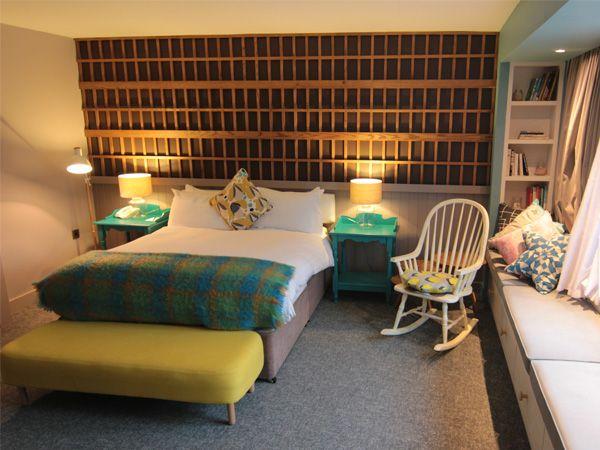 Restless Design | Armada Hotel | ROOM 1