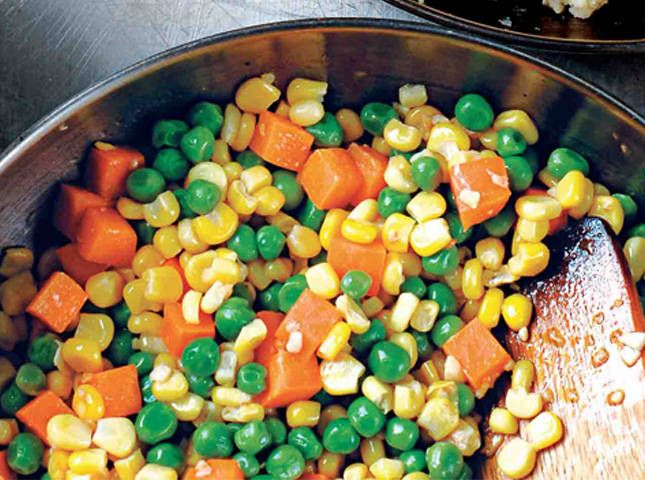 92 best vegetables corn images on pinterest veggies delicious this classic side dish for rotisserie chicken tastes good and brings color to your meal forumfinder Images