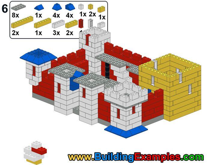 Die besten 17 ideen zu lego bauanleitung auf pinterest lego duplo bauanleit - Idee construction lego ...
