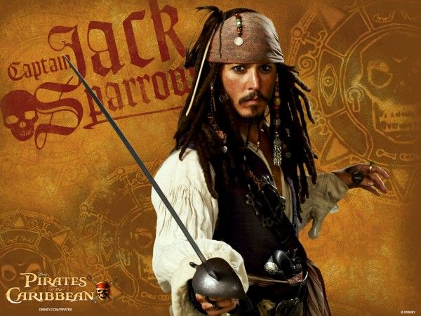 Free Pirates Of The Caribbean Wallpaper