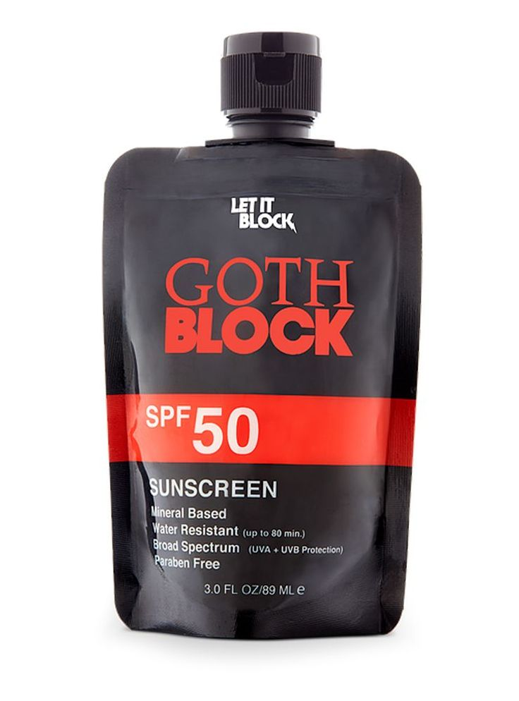 How To Have A Goth Summer #refinery29  http://www.refinery29.com/goth-summer-makeup#slide-14  Like this post? There's more. Get tons of beauty tips, tutorials, and news on the Refinery29 Beauty Facebook page. Like us on Facebook — we'll see you there! ...