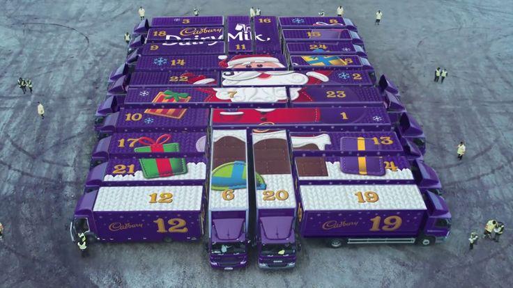 Cadbury Christmas NZ 15 secs