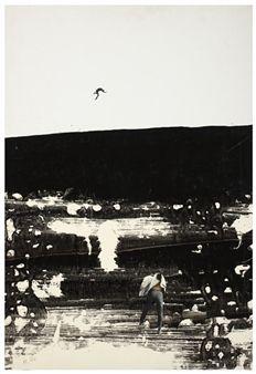 Untitled By Pyotr Belenok ,1974