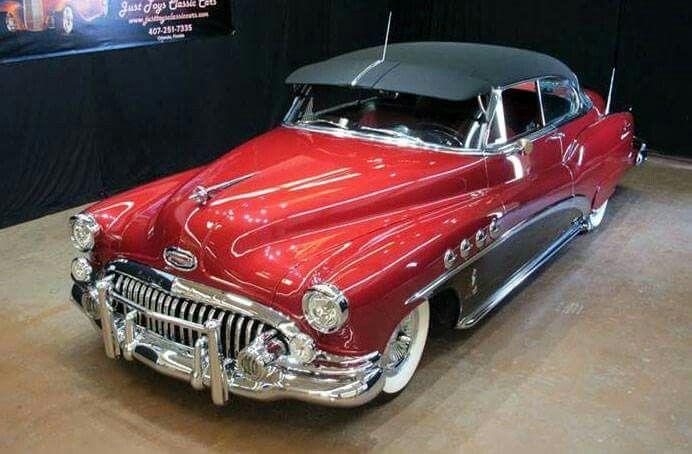 52 Buick Roadmaster special