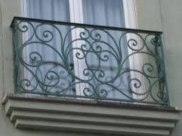 Resultado de imagen para pinter est balcones de hierro forjado