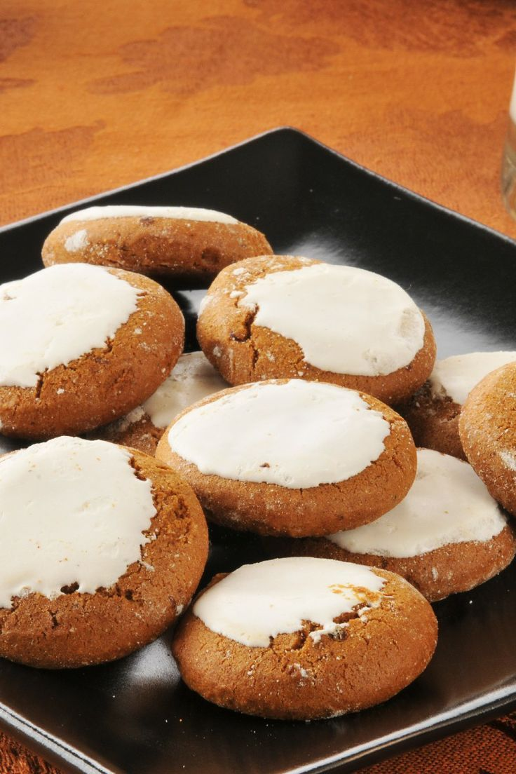 Iced Pumpkin Cookies Recipe. | We all have a sweet side | Pinterest