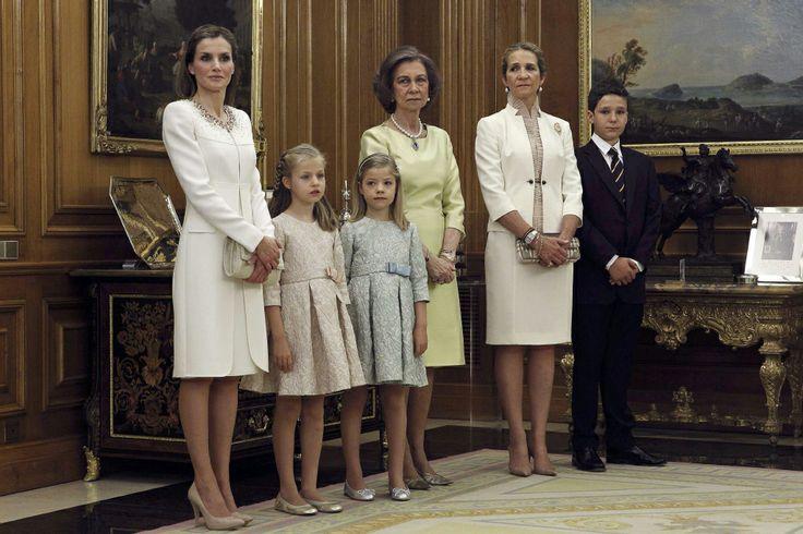 Cerimónia da proclamação de Felipe VI - 2014.06.19