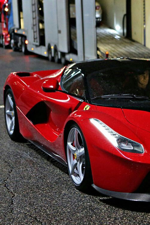 The First Ever Made #LaFerrari Is Put Up For Sale. Can you afford it? Hit the pic to find out how much...