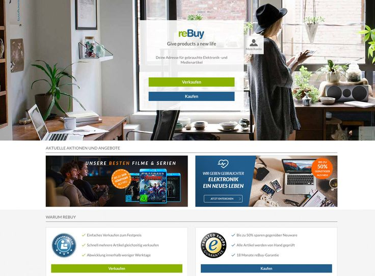 An und Verkauf für gebrauchte Handys, Tablets, Videospiele, Filme, CDs, Bücher, und mehr bei reBuy. ✪ Sicher und schnell gebraucht kaufen und verkaufen