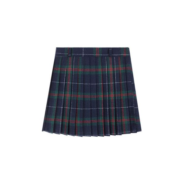 Check Pleated A-Line Skirt ($26) ❤ liked on Polyvore featuring skirts, bottoms, pleated skirt, high waisted a line skirt, checkerboard skirt, high waisted pleated skirt and panel skirt
