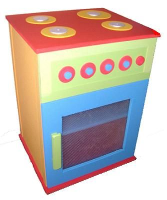 Claf Original Cocina De Madera Para Ninos Cod 222 Infantil