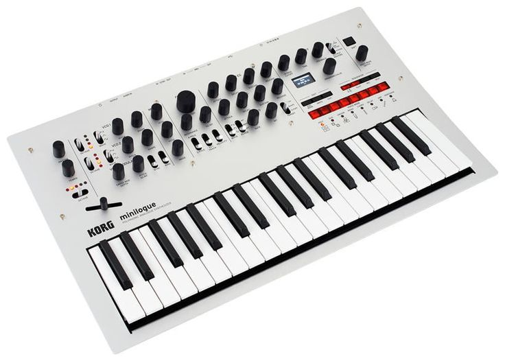 Korg Minilogue - Thomann www.thomann.de  #piano #keys #pianists #keybardists #keyboard #pianos #synth #synthesizer #organ #organs #digitalpiano #synthesizers #blackandwhite #blackwhite #stagepianos #stage #entertainerkeyboards #merch #band #orchestra #song #songs #makingmusic #sound #playlist #record #amazing #instrument #instruments #accessories #lifestyle #style #shopping #sound #gift #gifts #present #presents #giftsforhim #xmas #birthday #music #ideas #tips #great #party #fun #best…