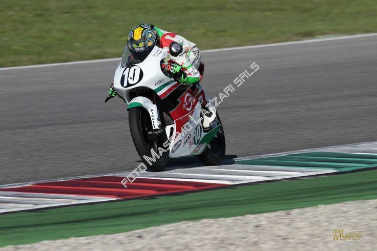 Mugello CIV 2014 Moto 3. Foto Massimo Lazzari srls - S.Martino Siccomario PV