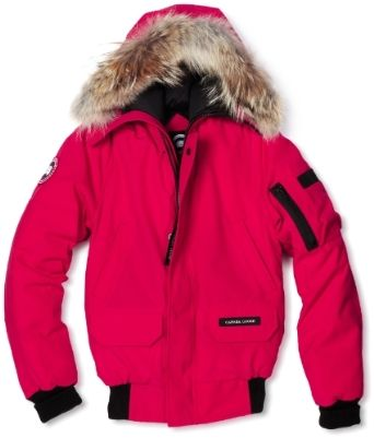 Canada Goose Youth Chilliwack Bomber