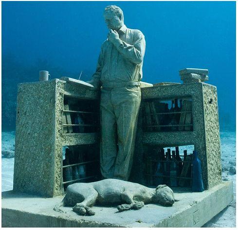 MUSA http://tormenti.altervista.org/museo-sottomarino-di-cancun/#