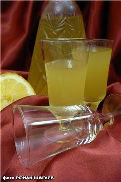 Ликер «Лимончелло» (мой вариант) : Напитки алкогольные