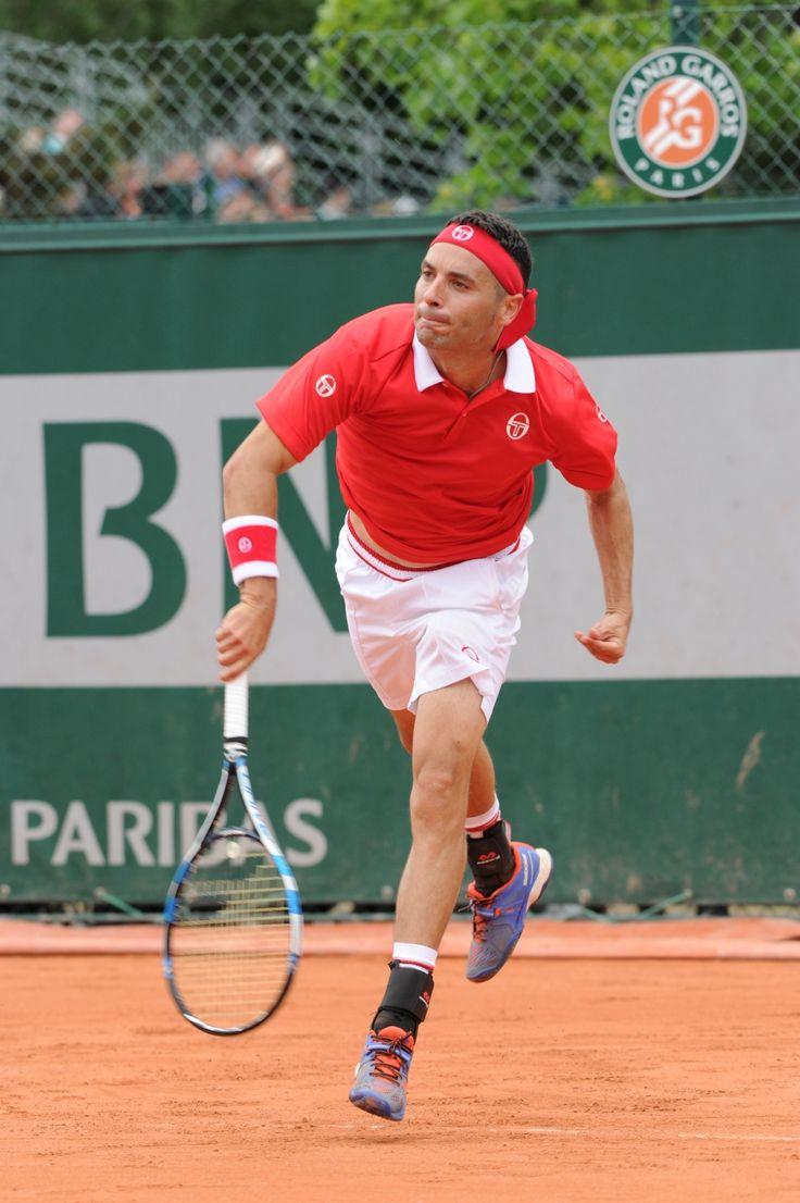 Roland Garros 2016 - Albert Montanes