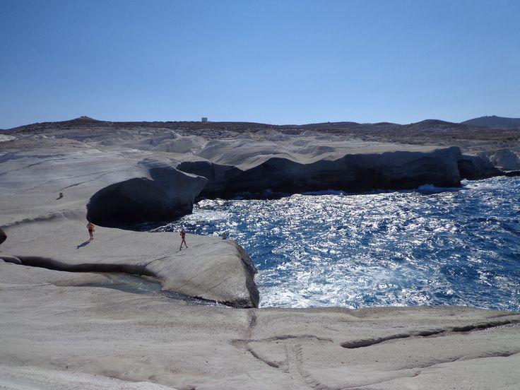 Paradise on earth! Milos island!