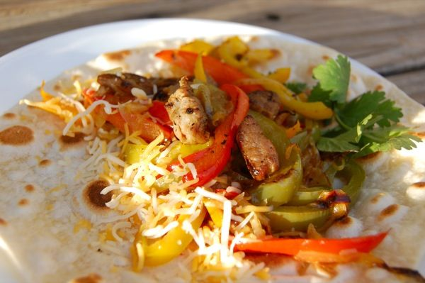 """""""The best fajita marinade"""" ... I'd have to agree! Thank you Kami!!  Get the recipe: http://www.nobiggie.net/2011/05/the-best-fajita-marinade.html"""