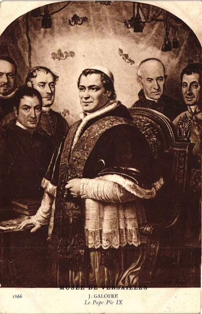 pope pius ixs view on religion The alterations do not significantly change the overall thrust of mortara's oft-stated gratitude to pope pius ix for having saved his soul by removing him from his jewish family to raise him .