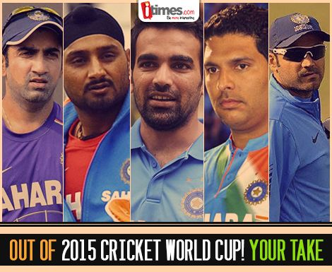 End of the road for our 2011 Cricket World Cup winners; #Yuvraj, #Sehwag, #Zaheer, #Gambhir & #Harbhajan! What's your take?