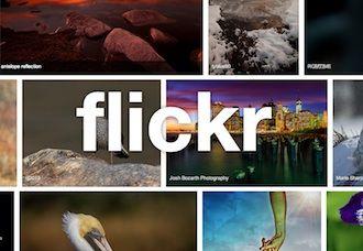 Narzędzia edukacyjne: Flickr