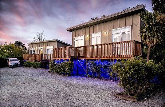 Chalets at Taupo DeBretts Spa Resort