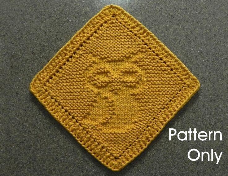 Crochet Owl Dishcloth Free Pattern