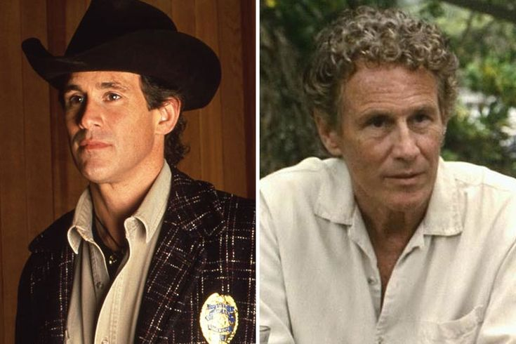 Michael Ontkean Was Sheriff Harry S Truman Twin Peaks