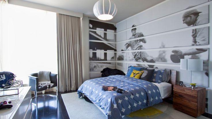 Фотообои для подростка мальчика (63 фото): стильный дизайн для спальни, последние модные тенденции